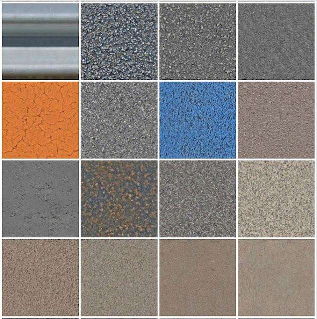 tileable-textures- asphalt-roads #1c