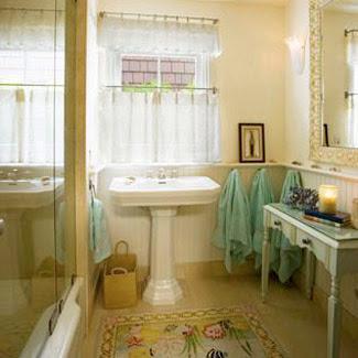 Bathroom window curtains designs 2011 | Modern Furniture Deocor