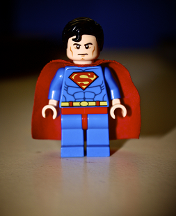 It's like Clark Kent and Superman. I feel like superman when I am coding :)