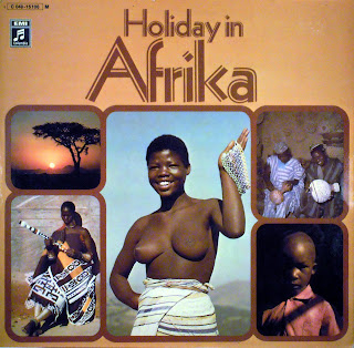 Holiday in Afrika - Various Artists,EMI / Columbia C048-15106