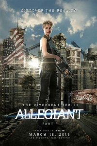Allegiant / The Divergent Series: Allegiant - Part 1