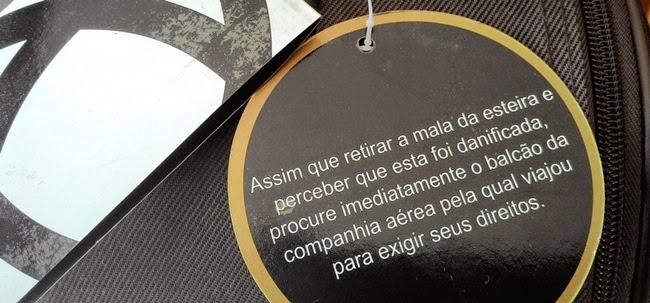 Mala, Luxcel, Passarela.com, Recebido, Resenha, Viagens, Parceria, Marrom,