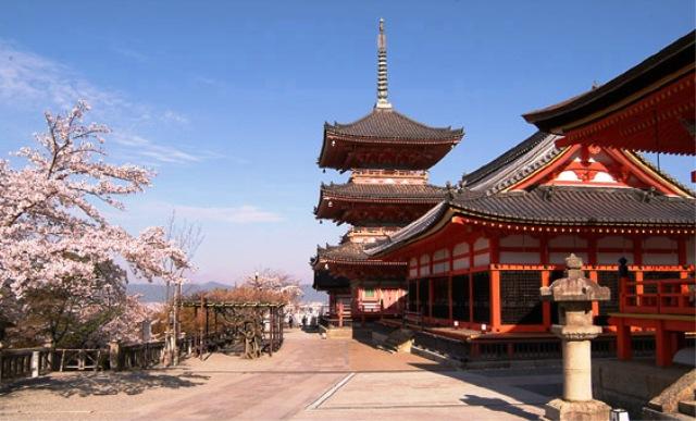 Tempat Wisata Terbaik di Jepang - Kiyomizu Dera