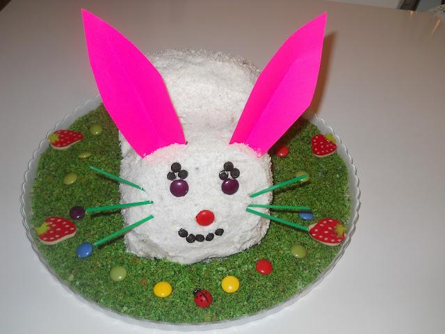 tavşan pastası
