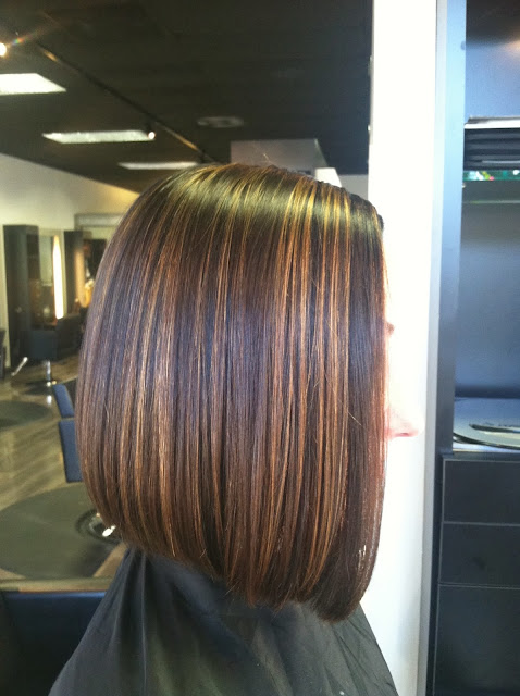 Light Brown Highlights Light brown highlights by