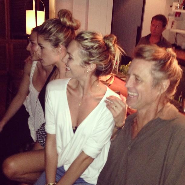 Candice Swanepoel Instagram 2013
