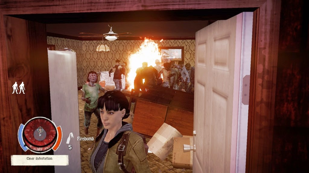 State of Decay Lifeline: Breakdown