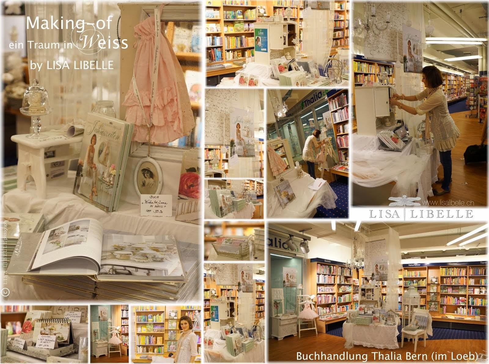 Gast in der Buchhandlung Thalia Bern