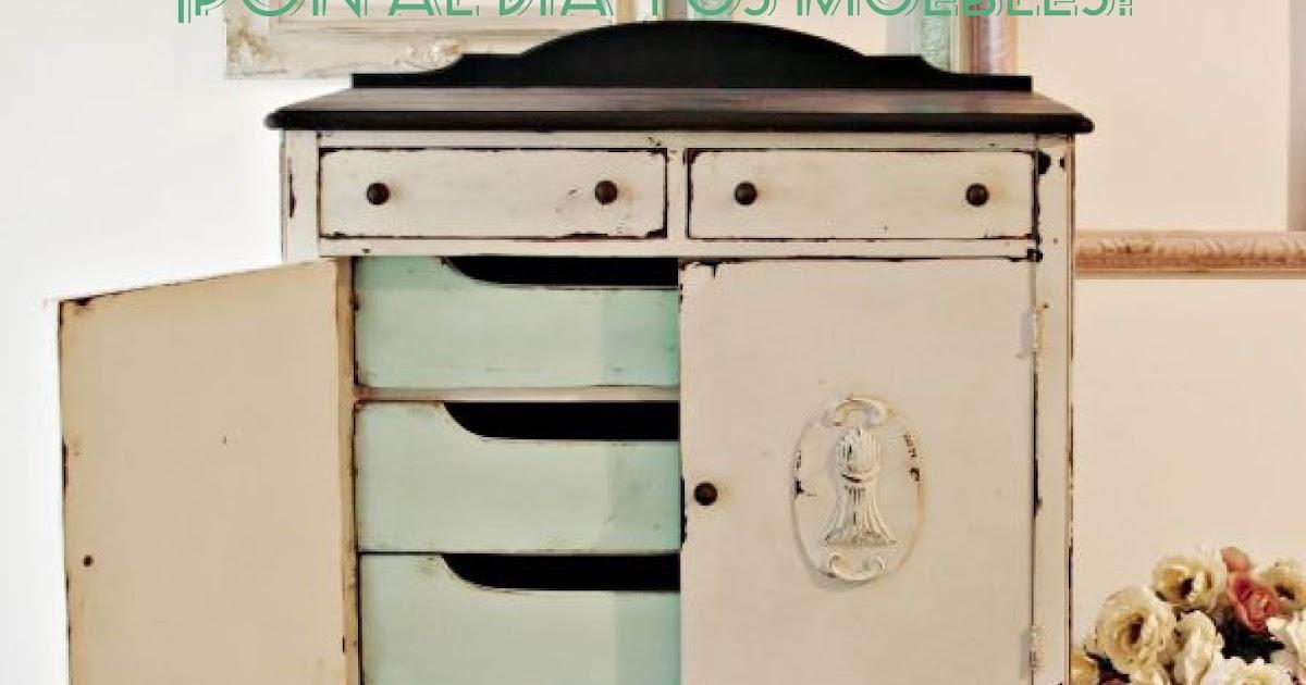 Crea vintage trae tu mueble y lo ponemos al d a juntas - Tu mueble on line ...