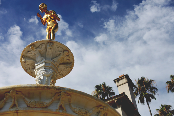 Hearst Castle by @honeynsilk