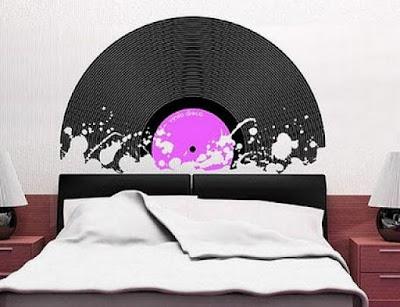 Décorations tête de lit