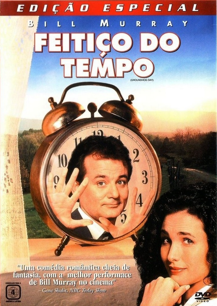 Feitiço do Tempo – Dublado (1993)