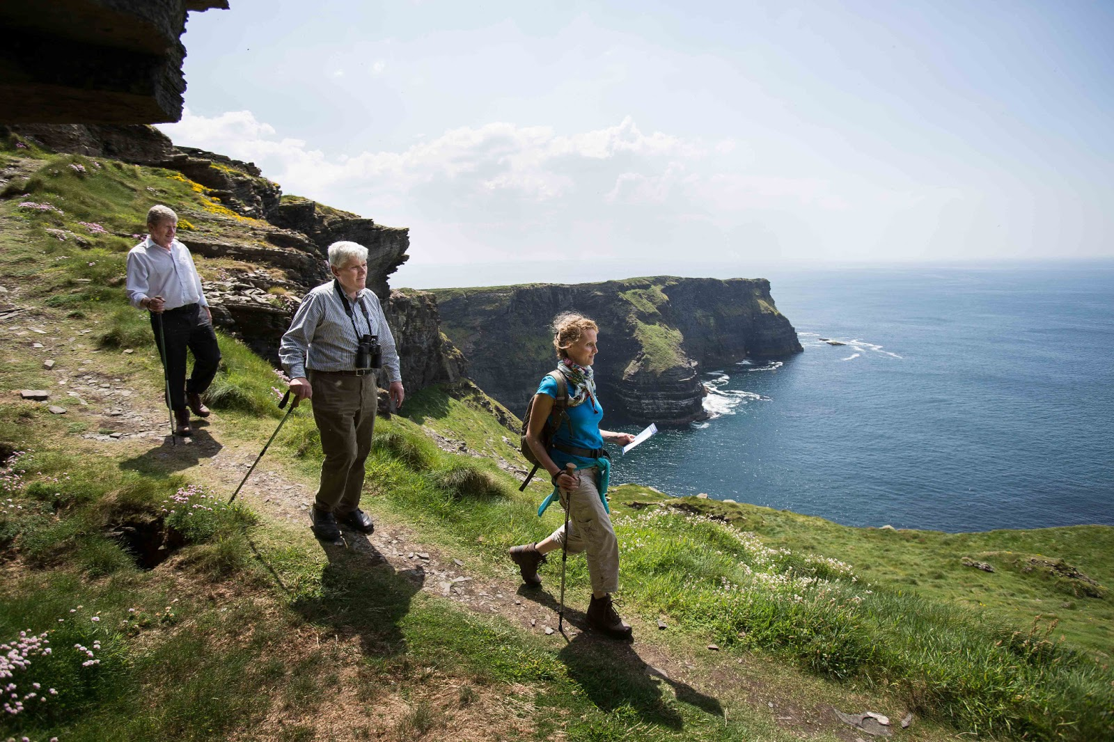 Major tourism project opened in Co. Clare