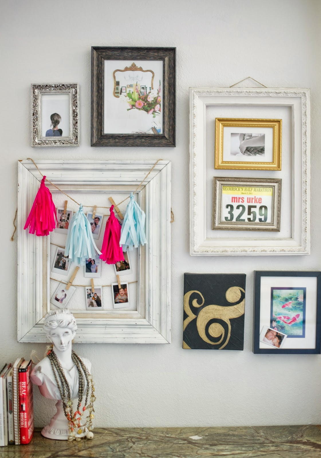 Domestic Fashionista Girly Office Updates