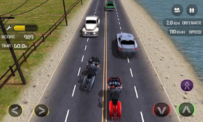 Race the Traffic Moto Apk v1.0.15 Mod-screenshot-2