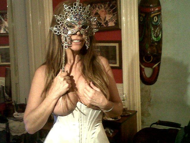 La Nueva Foto De Graciela Alfano Casi Desnuda Alfanograce