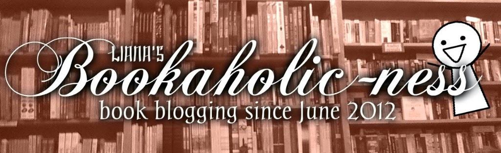 Bookaholic-ness