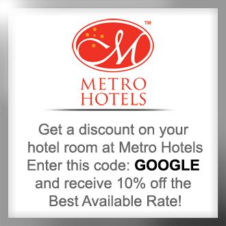 Metro Hotels Discount Code