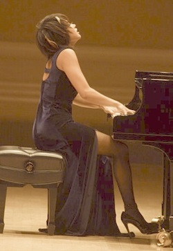 Dwight The Connoisseur Yuja Wang At Carnegie Hall A Piano