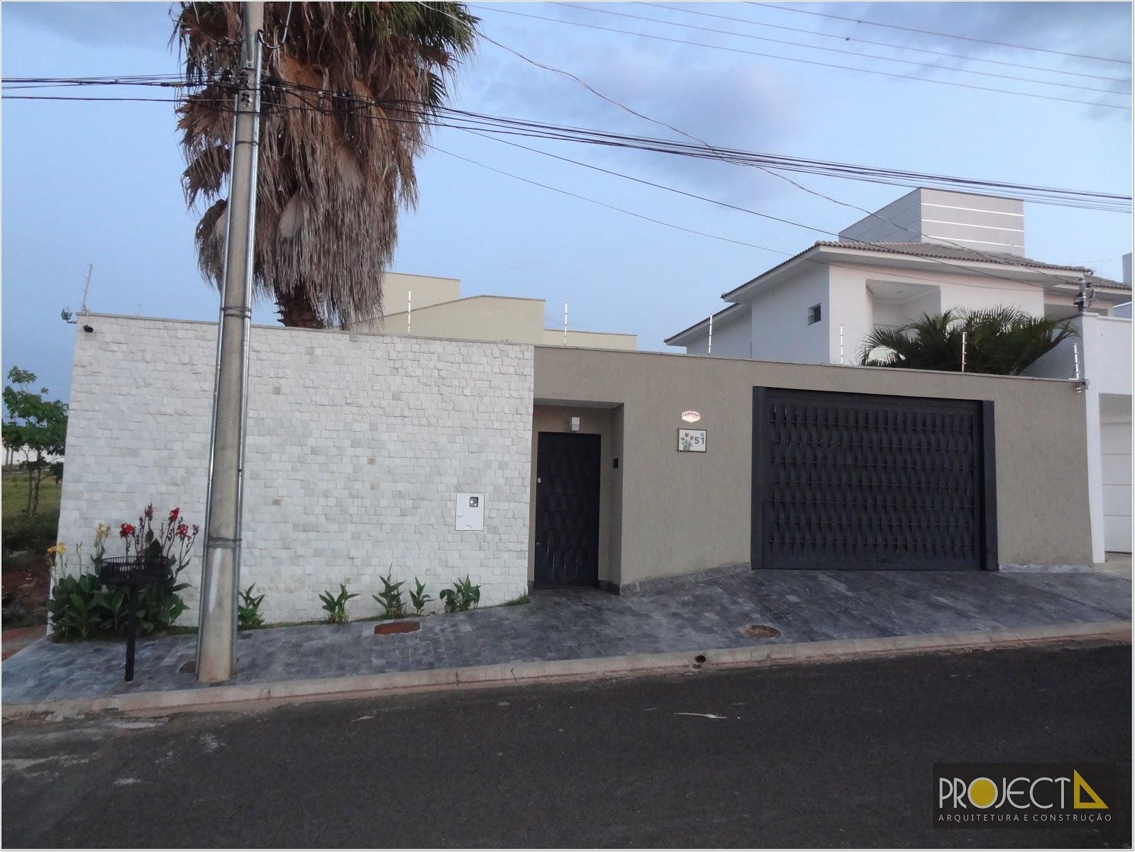 Projecta Arquitetura e Construção: Reforma Residêncial no City  #305D9B 1600x1202 Banheiro Arquitetura E Construção