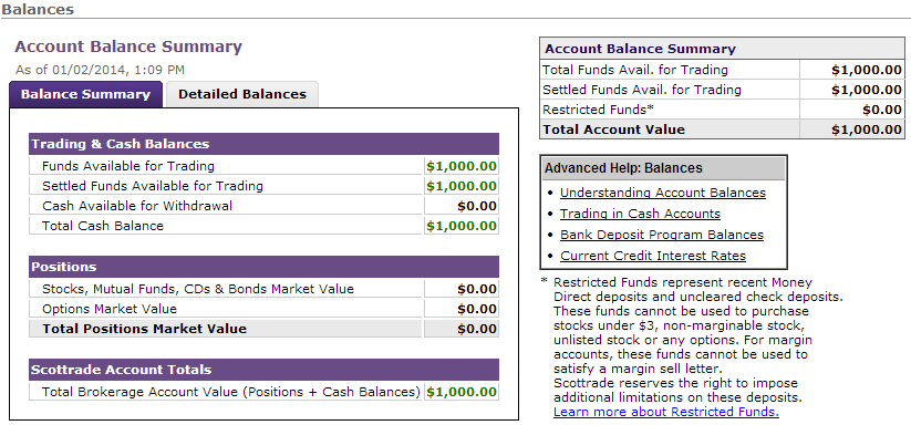 how to close my scottrade account