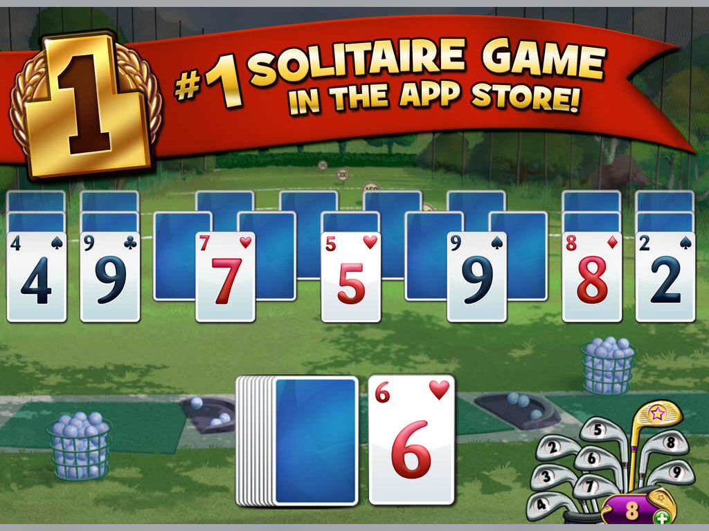 Fairway Solitaire By Big Fish App Free Apps King