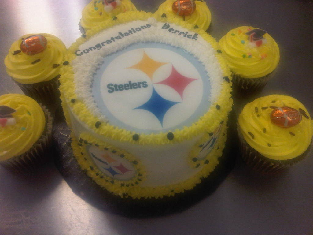Free Cakes For Kids Killeen Derrick Love The Steelers