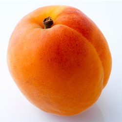 Apricot(The fruit that contains Amygdalin or Laetrile, that falsely appears to be vitamin B17)