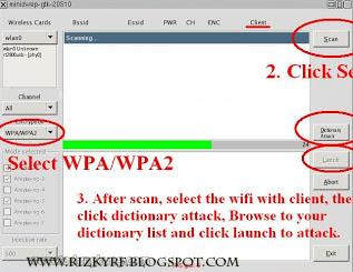Hack Password WiFi / Hotspot menggunakan USB Flashdisk