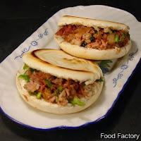 Chinese-Burger