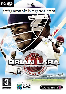 Direct Download Brian Lara International Cricket 2007 Full Version PC Game