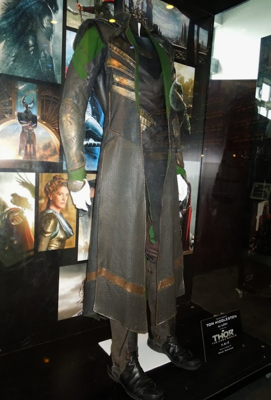 Loki movie costume Thor Dark World