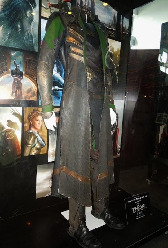 Loki movie costume Thor Dark World