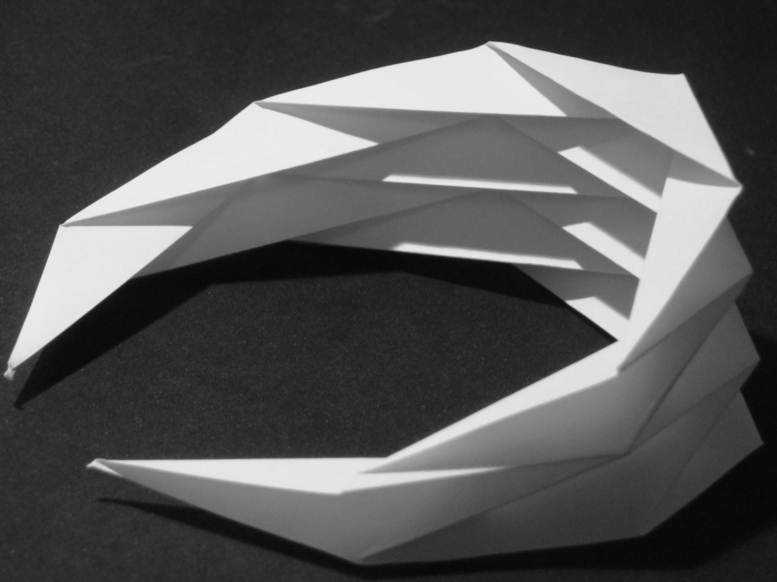bobine rebelotte pliage papier techniques folding paper techniques. Black Bedroom Furniture Sets. Home Design Ideas