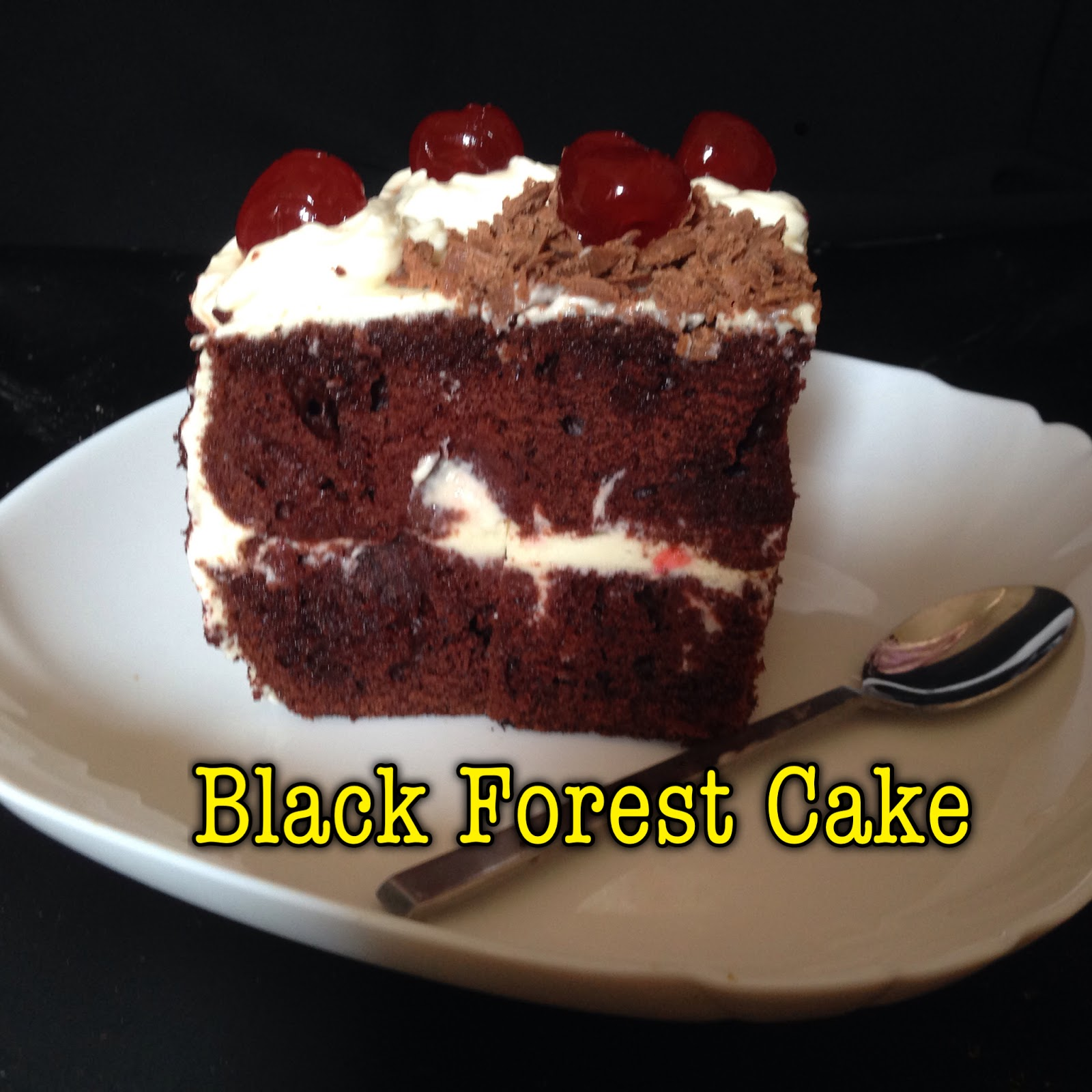 Nila S Cuisine Black Forest Cake