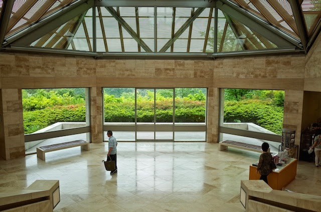 MIHO MUSEUM 北館