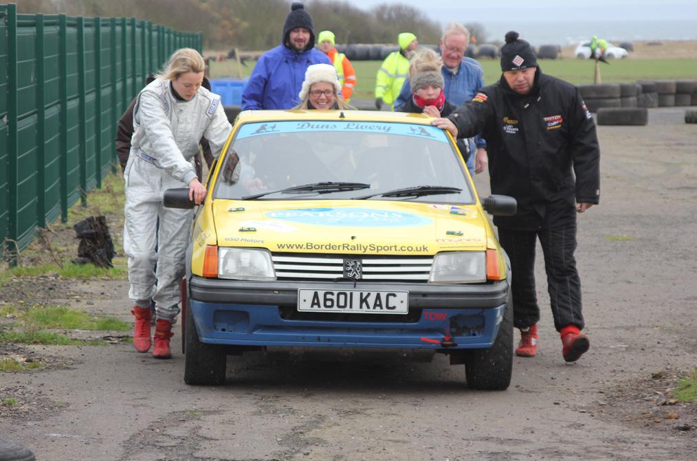 John Fife: Rally - Kingdom roundup