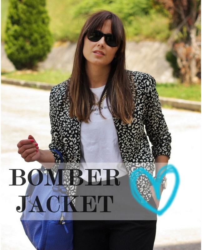 Bombre jacket zara