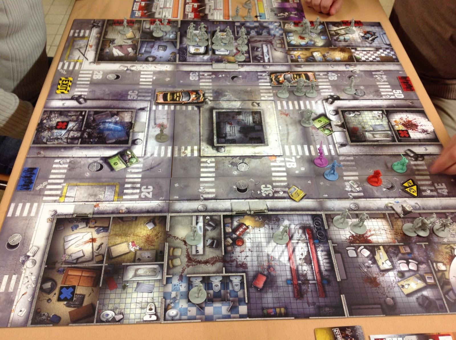 jti 06 zombicide un vrai jeu avec plein de zombis dedans. Black Bedroom Furniture Sets. Home Design Ideas