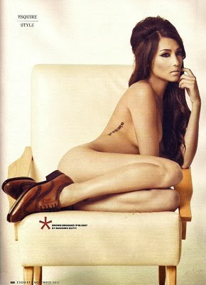 SOLENN  HEUSSAFF  Photos 3!