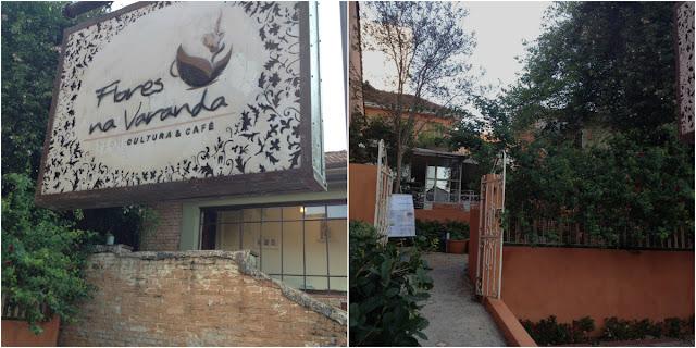 Restaurante Flores na Varanda