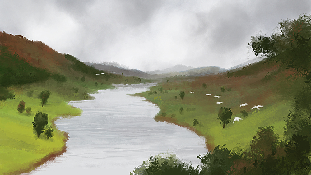 Speed painting thread!