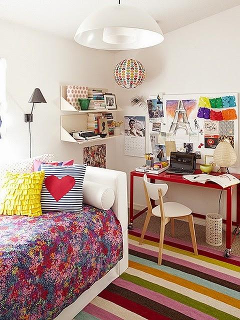 письменный стол для подростка девочки фото
