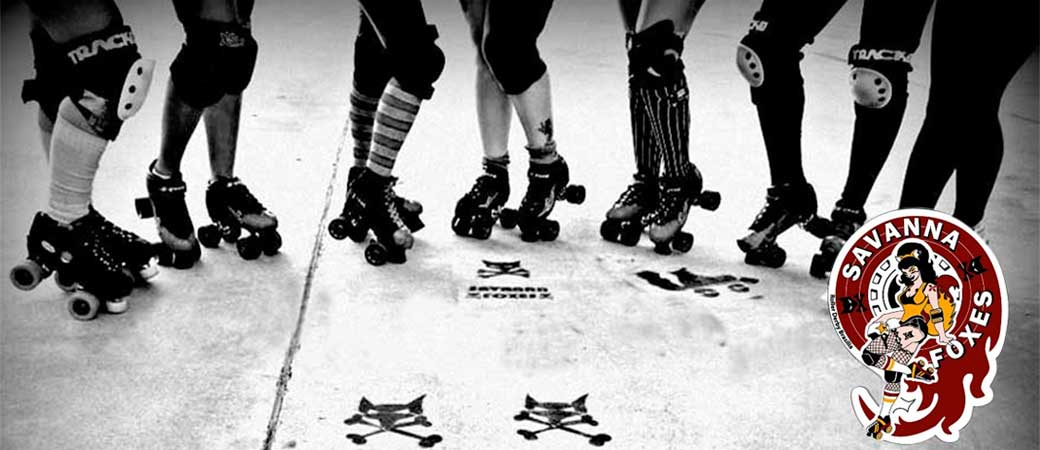 Savanna Foxes Roller Derby Brasília