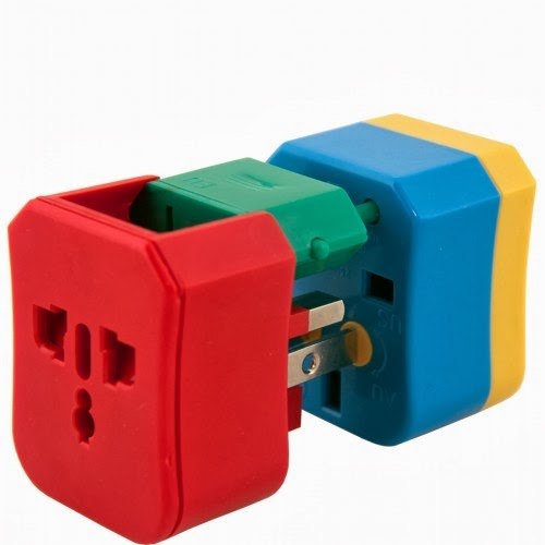 Flight 001 4-in-1 Travel Adapter