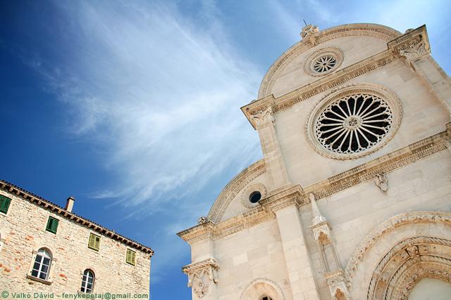 Szent Jakab székesegyház, Sibenik, Horvátország
