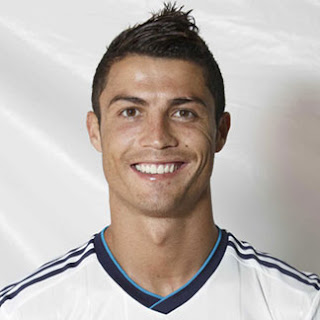 Cristiano Ronaldo Hairstyles Photos