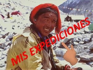 MIS EXPEDICIONES POR EL MUNDO