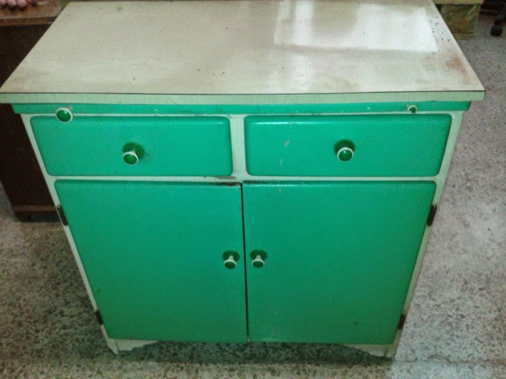 Mueble de cocina a os 60 decoracion for Muebles de cocina anos 80