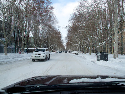 Snow, Roads, Odessa, 4x4, Cold, Frozen, Ukraine http://www.theodessafiles.co.u